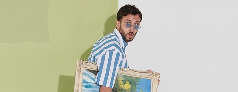LUIS CLAVIS : Nouvel album Homme objet disponible maintenant