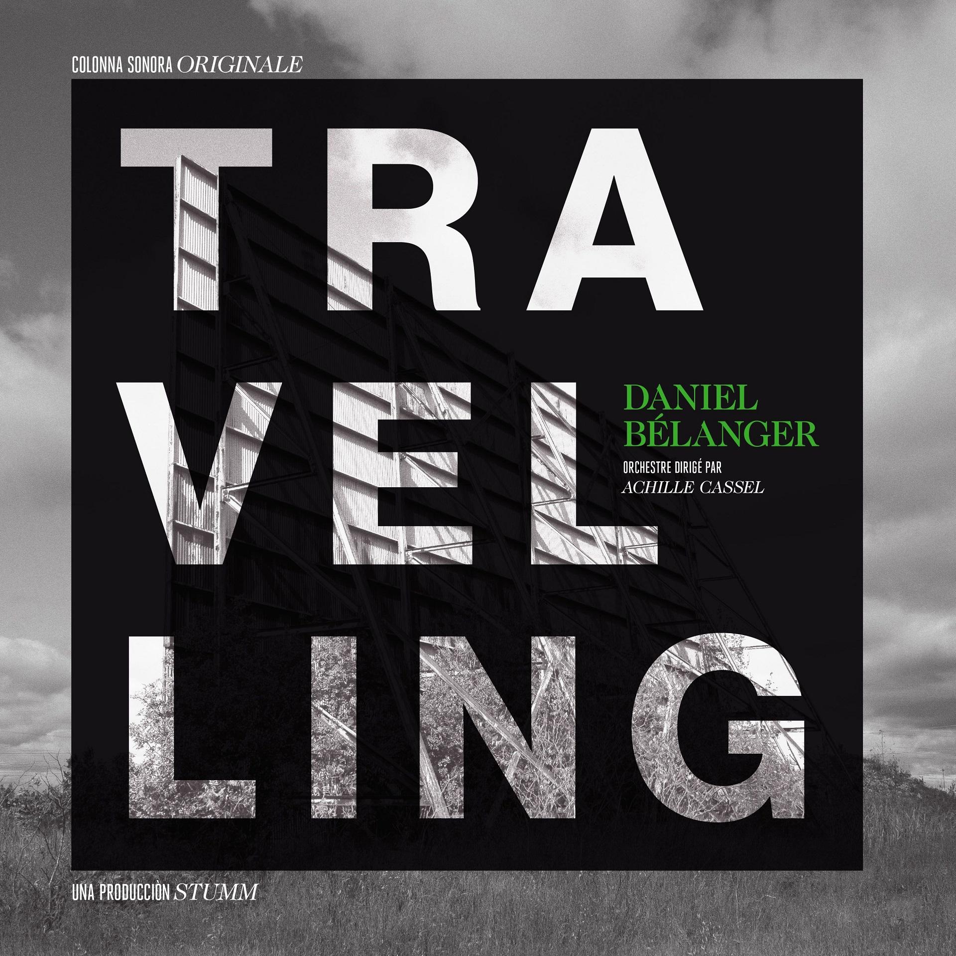 DANIEL BÉLANGER présente son nouvel album «Travelling»
