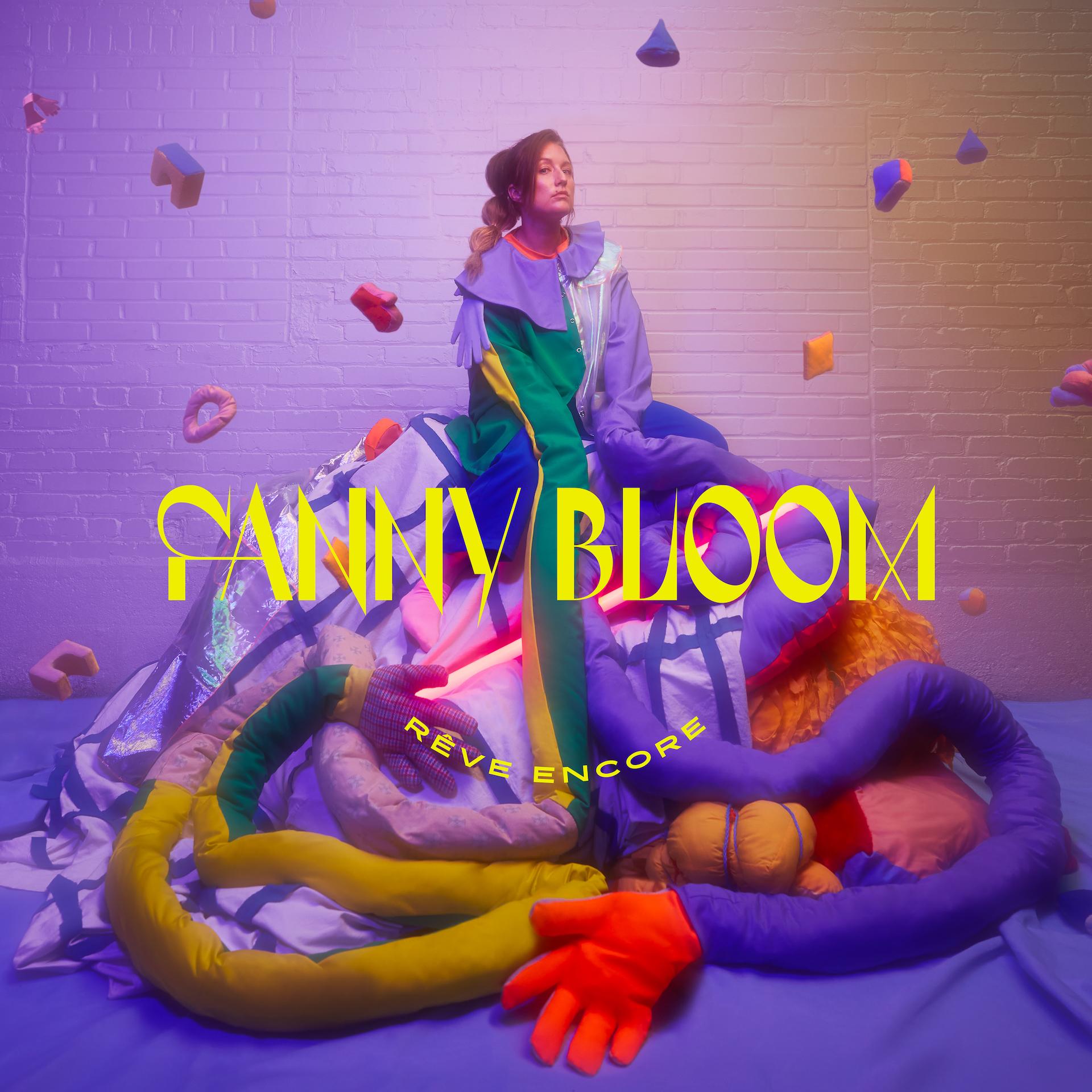 FANNY BLOOM : le mini-album Rêve encore maintenant disponible