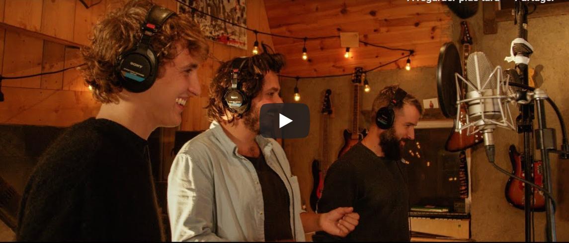 OVER MY SHOULDER : Une chanson signée Jason Bajada, Matt Holubowski et Aliocha