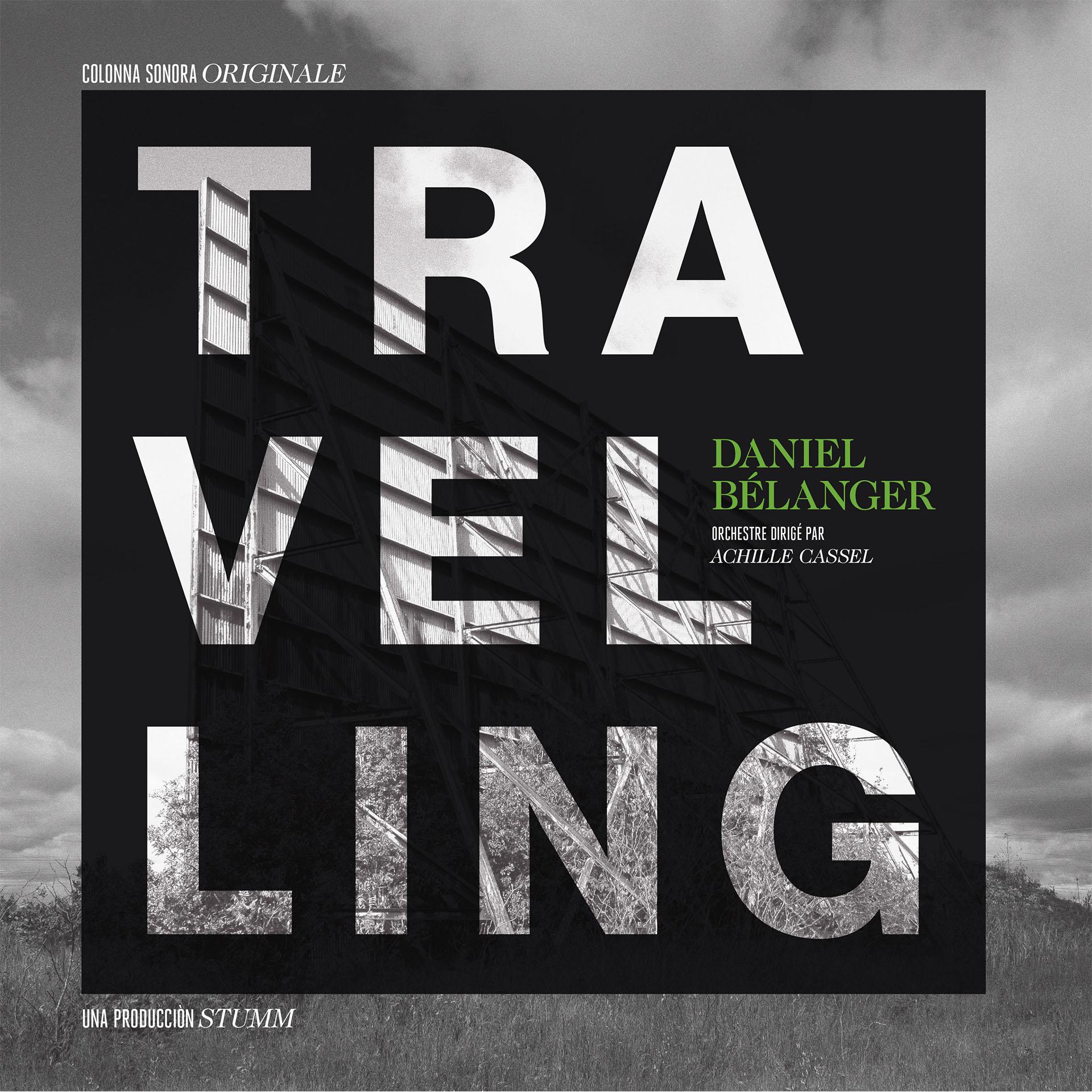 DANIEL BÉLANGER présente un premier extrait de son nouvel album Travelling