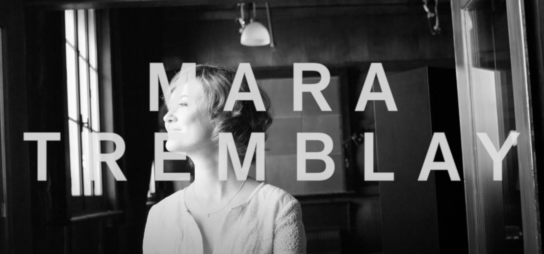 Mara Tremblay - Tout nue avec toi - TRENTE