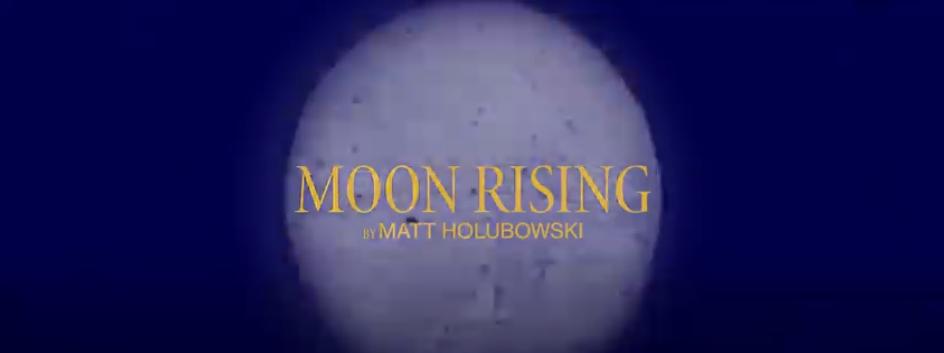 Matt Holubowski - Moon Rising (Live Studio Mixart)