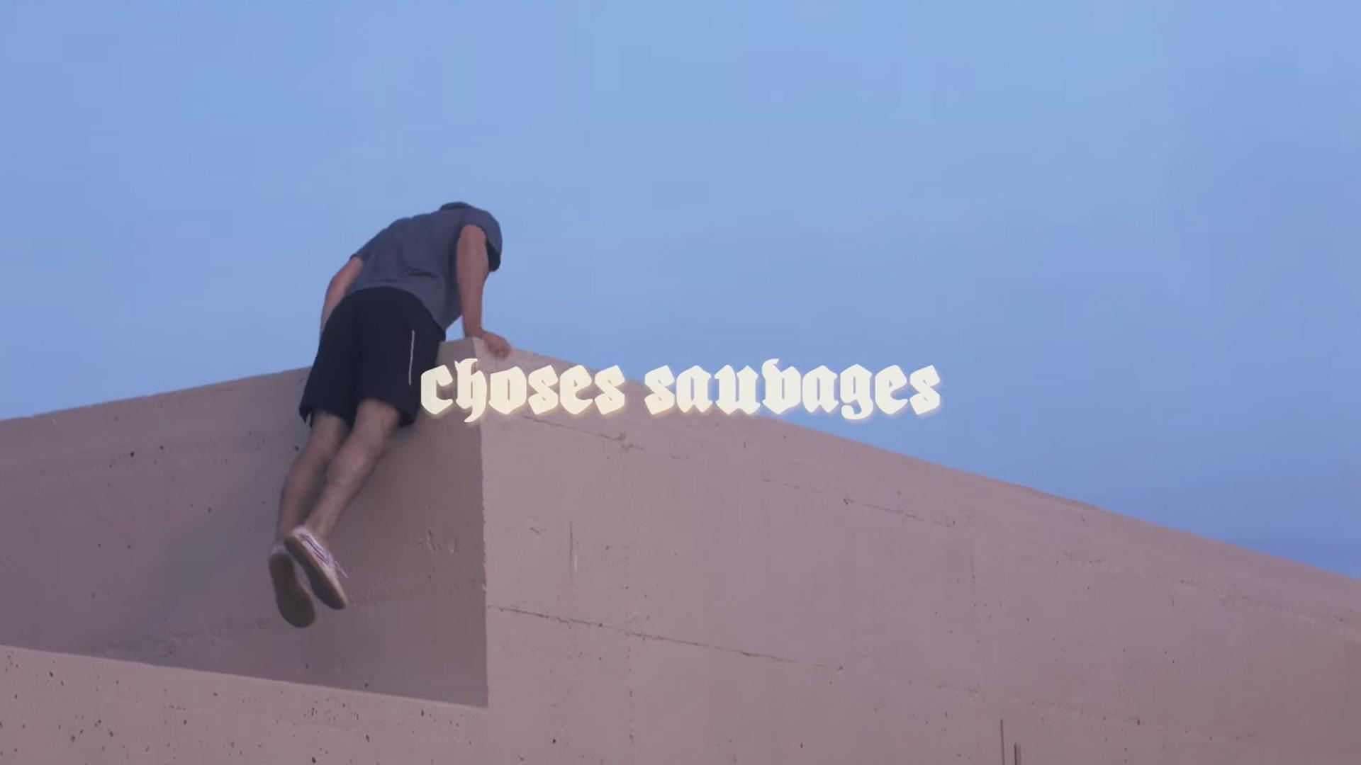 Choses Sauvages - La valse des trottoirs (officiel)